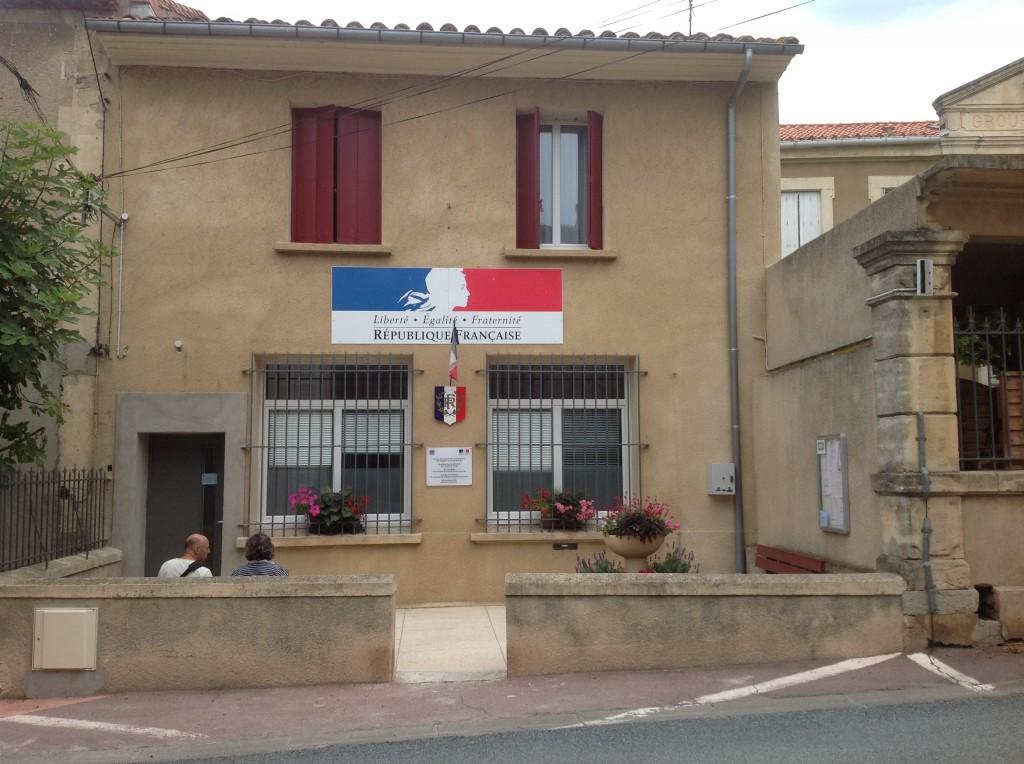 Mairie de Saint-Jean de Barrou